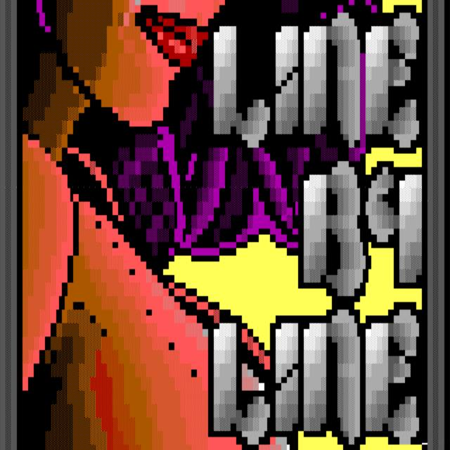 Art originally from MiSTiGRiS ANSI release April 1995 by prisonernumberone http://bit.ly/1MlCl66